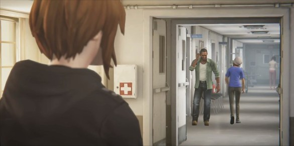 Life is Strange Before The Storm Episode 3 - Chloe In The Hospital