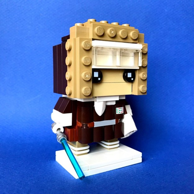 Brickheadz - Han Solo (Hoth) - The Empire Strikes Back (1980)
