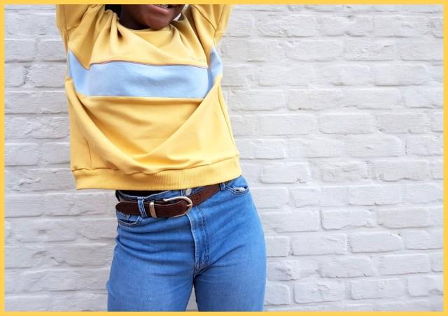 colourblock sweater 3