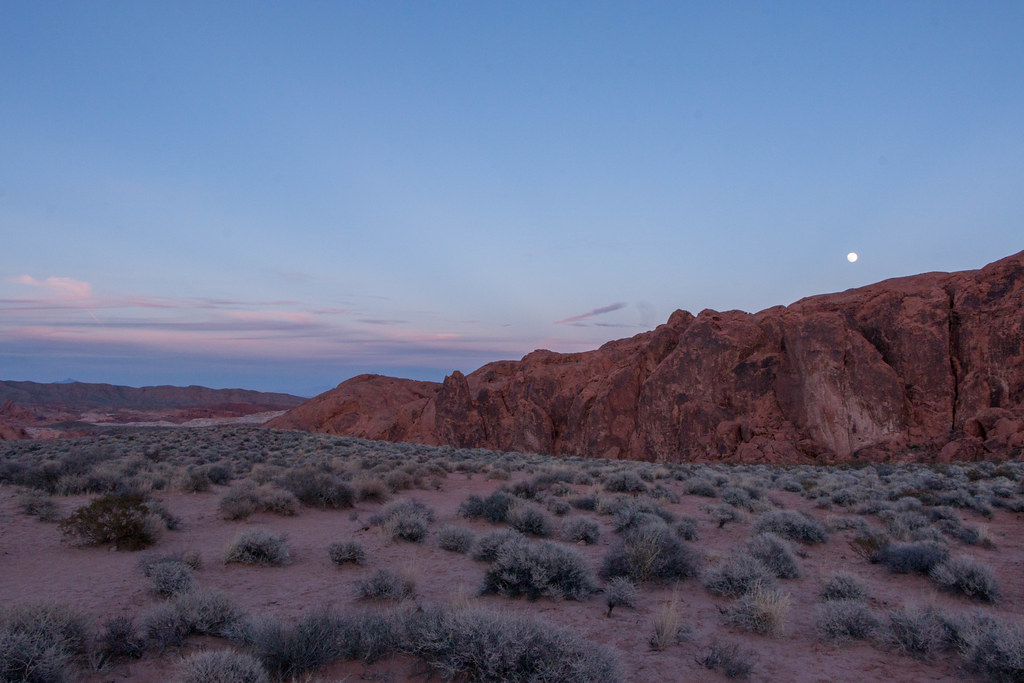 12.31. Valley of Fire State Park