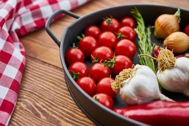 Menu Diet Vegetarian Paling Ideal