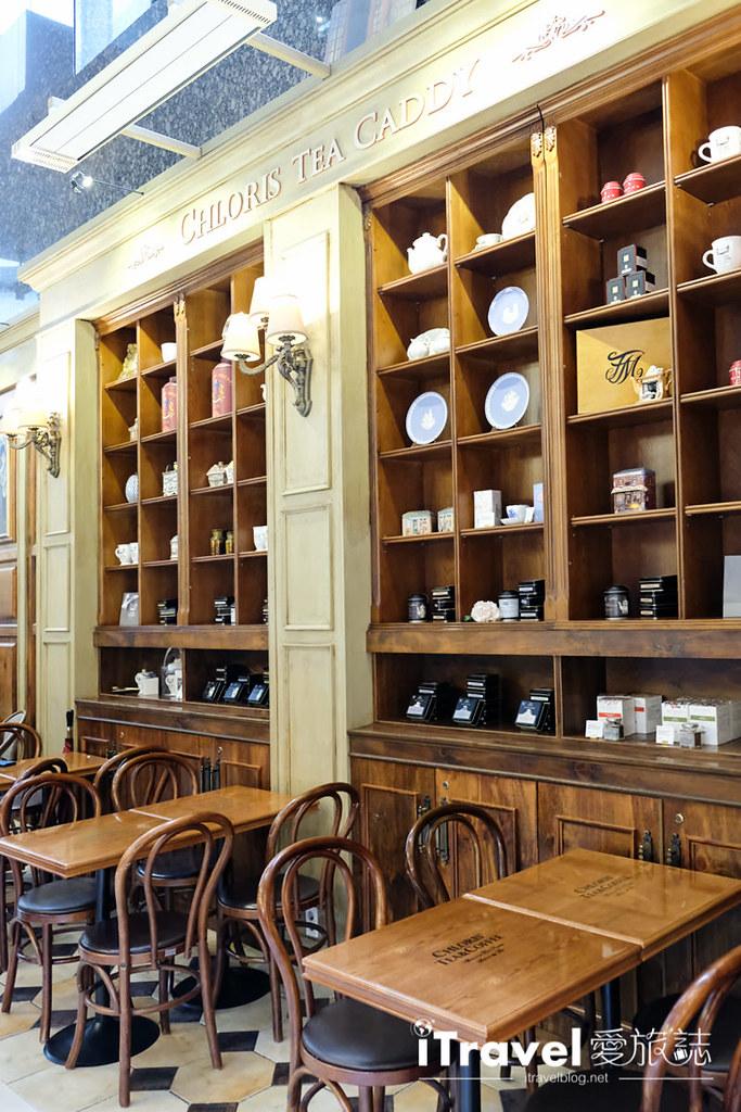 首尔美食餐厅 Chloris Tea & Coffee (4)