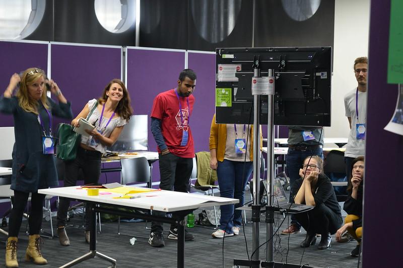 Mozilla Festival 2017: Decentralized Zone