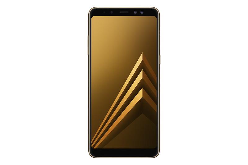Galaxy A8 (2018) 產品照3
