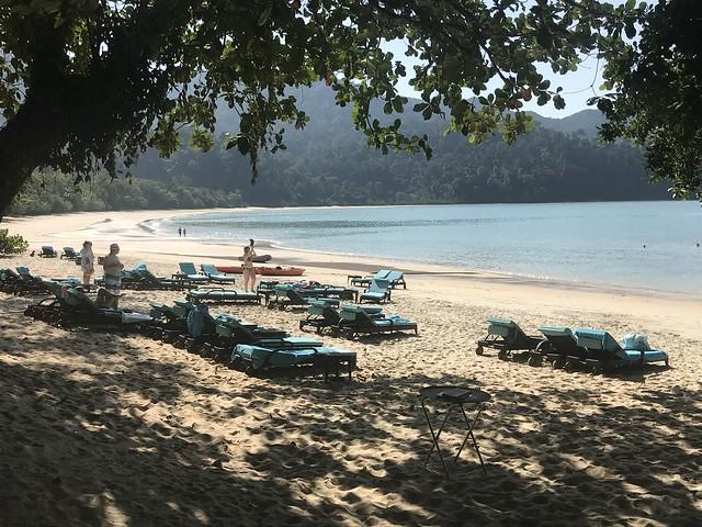 Beach @ @ Andaman Langkawi