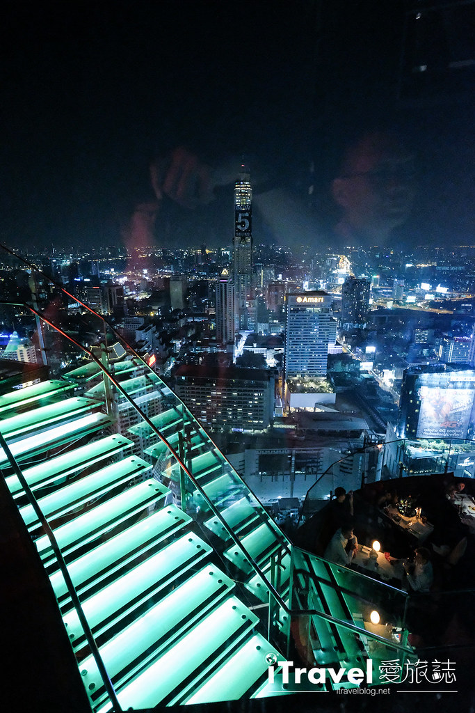 曼谷高空酒吧 Red Sky Bar (12)