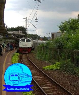 Tiket Kereta Api Pangrango Eksekutif Januari 2018