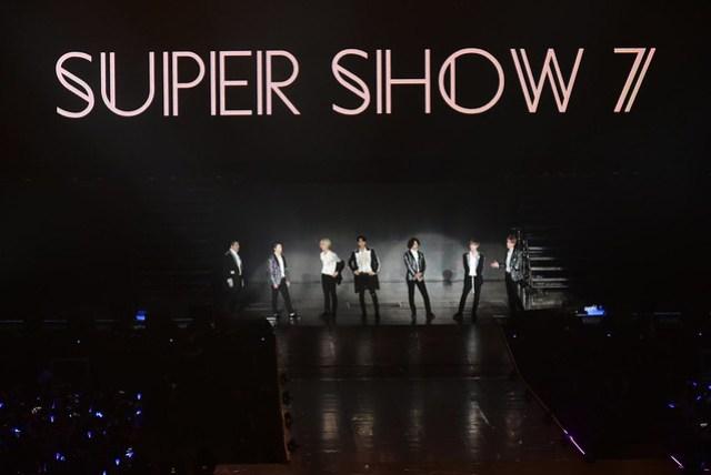 Super Show 7 in Singapore 1