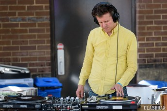 DJ Bug Spray (Mac McCaughan) @ Don't Be Mean To People: A Concert For The ACLU Of NC