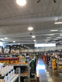 Parkhills warehouse