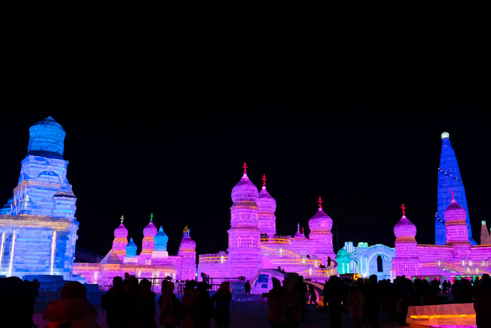 Harbin Ice Festival -7