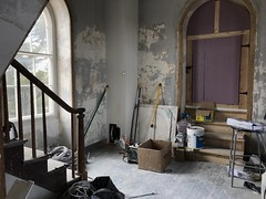 Interior, Clifton Mansion (1803), 2701 St. Lo Drive, Baltimore, MD 21213