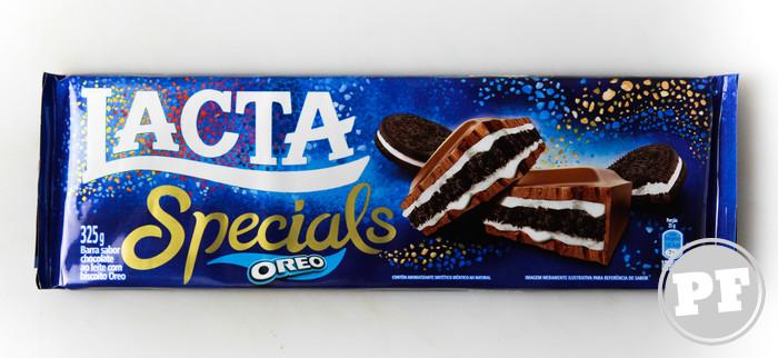 Lacta Specials Oreo por PratoFundo.com