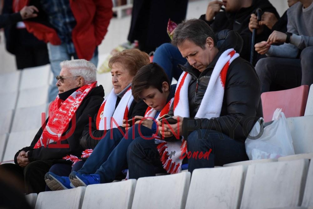 Rayo 3-0 Huesca