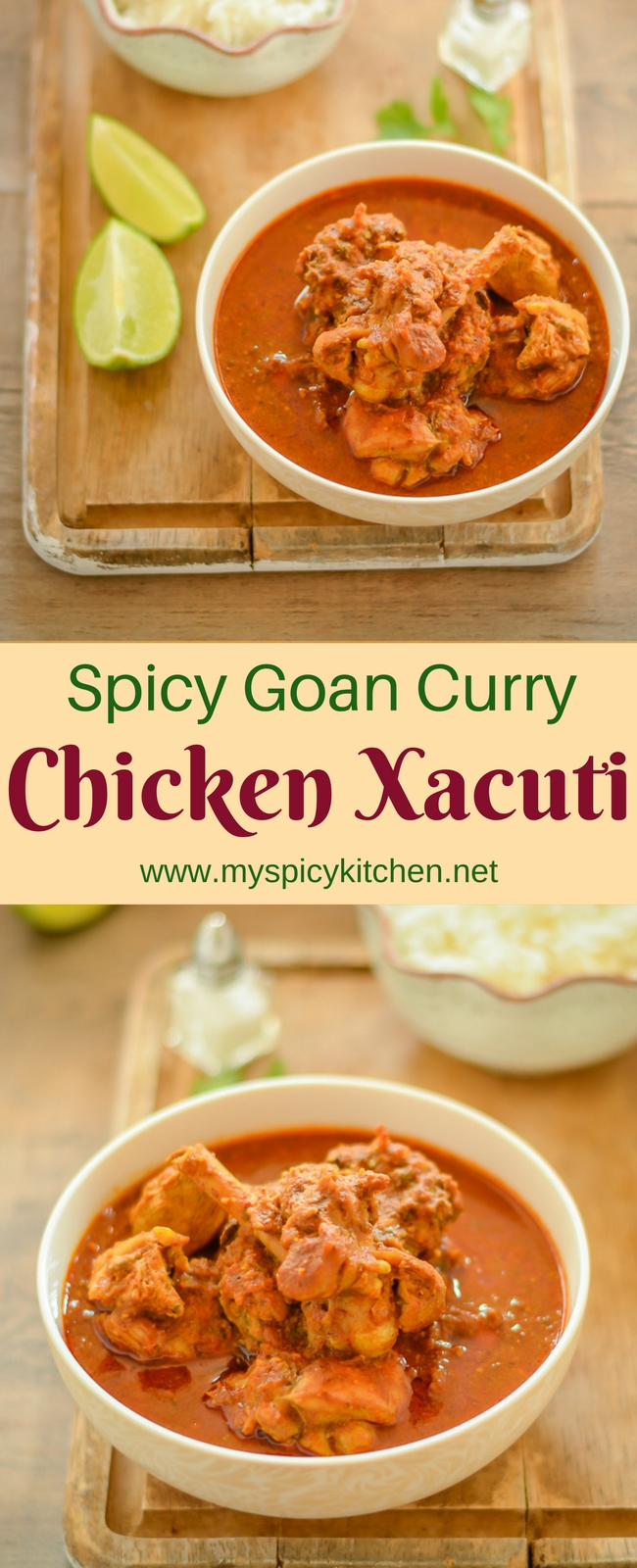 Chicken Xacuti