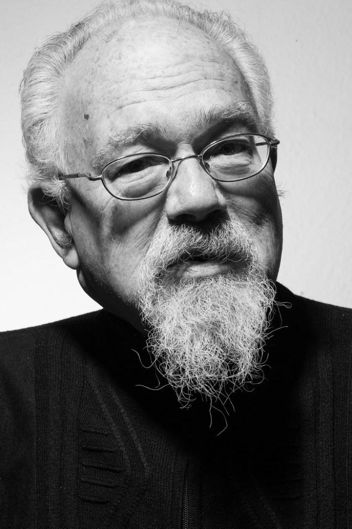 JOHN SINCLAIR Beatnik Youth - Portrait Photo