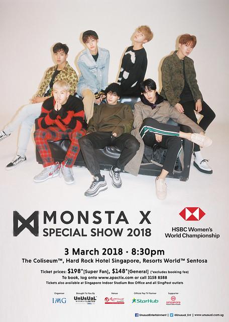 MONSTA X Special Show 2018