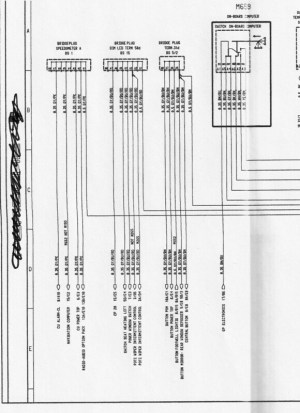 gauge cluster wiring diagram  986 Forum  for Porsche Boxster & Cayman Owners