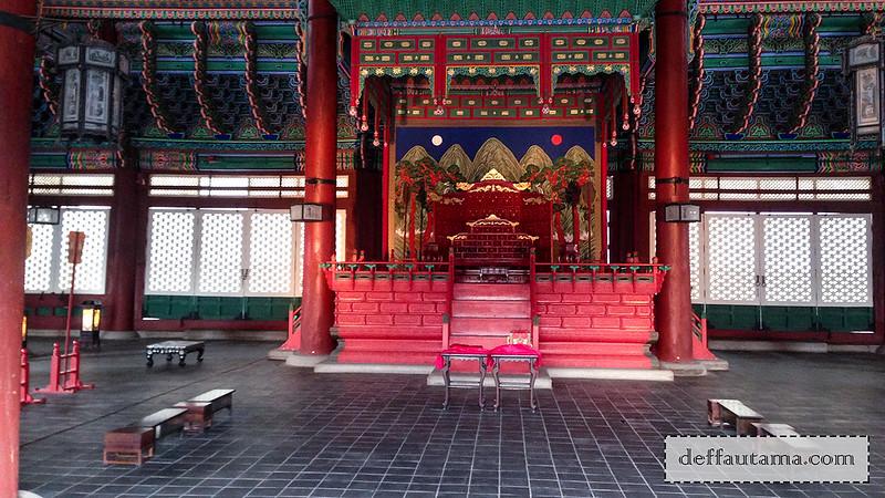 5 hari di Seoul - Gyeongbokgung Palace 2
