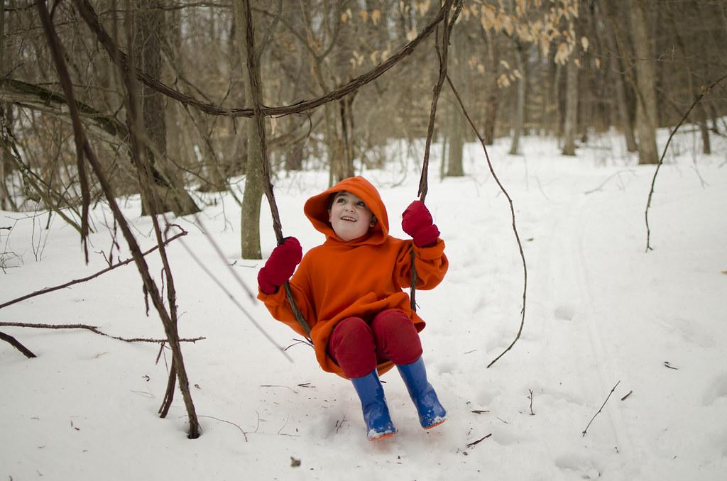 in the woods quadragesima 4