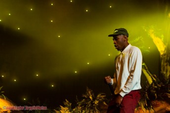 Tyler, The Creator @ Pacific Coliseum - January 26th 2018