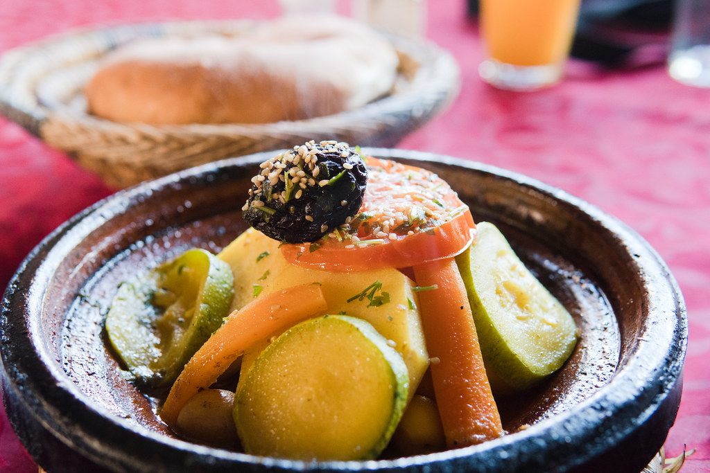 Tagine lunch