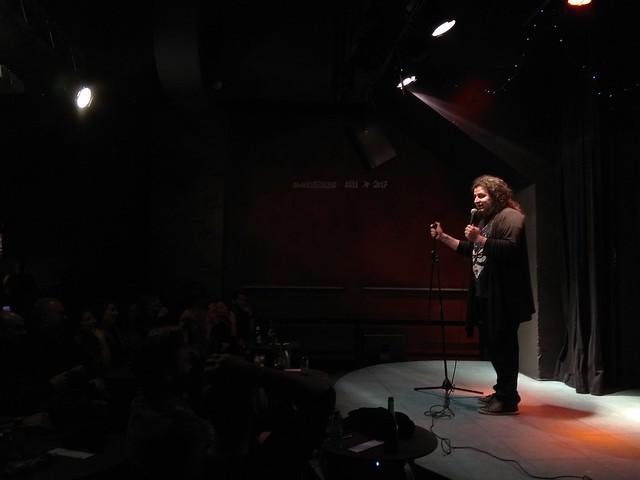 Jaime Caravaca - Diciembre 2017