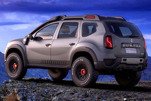 tuning de camionetas dacia duster blogicars autos. Black Bedroom Furniture Sets. Home Design Ideas