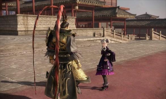 Dynasty Warriors 9 - Dong Bai Loli-Goth