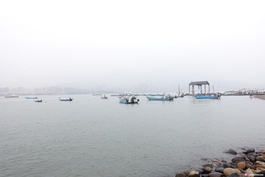 [新北市旅遊]淡水一日遊懶人包~用邊走邊吃方式來體驗淡水豐富的古蹟、景點與美食 @VIVIYU小世界