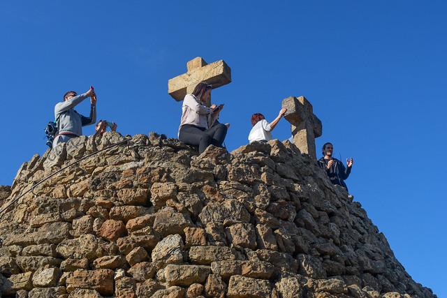 Le Torres des Tres Cruces