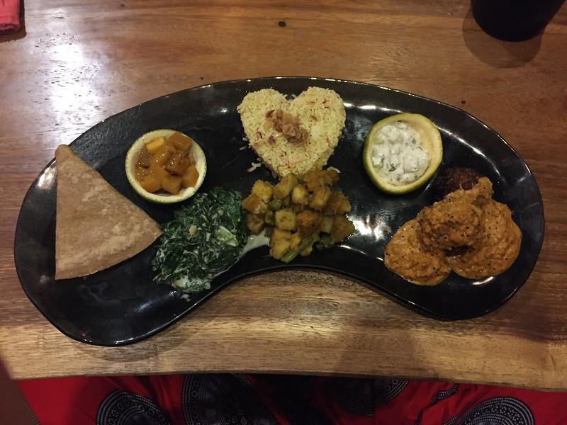 Clear Cafe bali ubud restuarant review