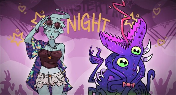 Monster Prom - Date Night