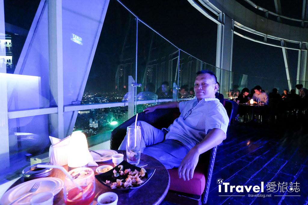 曼谷高空酒吧 Red Sky Bar (27)