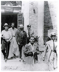 Alexandria, Virginia public library sit-in 1939
