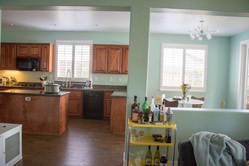 Kitchen (Progress)