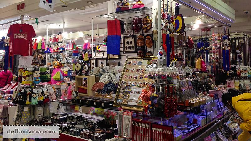 5 hari di Seoul - Migliore Fashion Mall 3