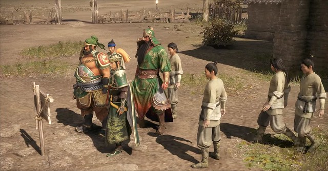 Dinastía Guerreros 9 - Wu Village