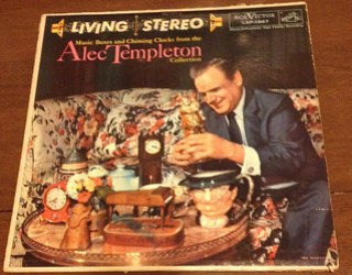 Music Boxes and Chiming Clocks from the Alec Templeton Collection
