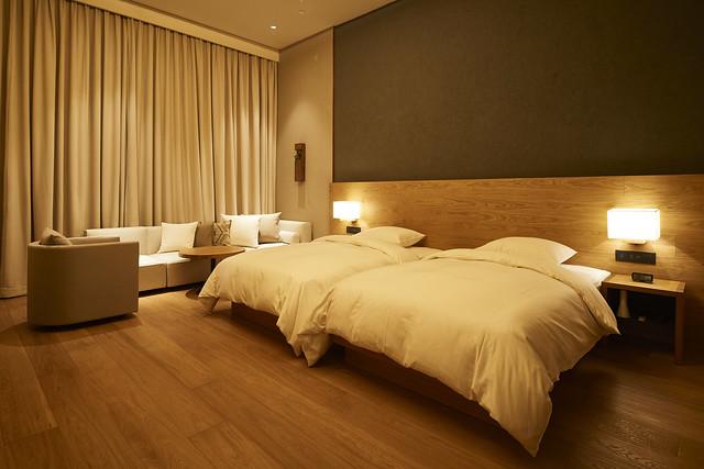 MUJI HOTEL SHENZHEN Room Type D 无印良品酒店·深圳_客房D型