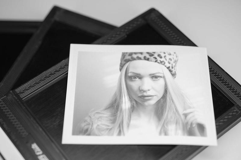 Large Format Portraits