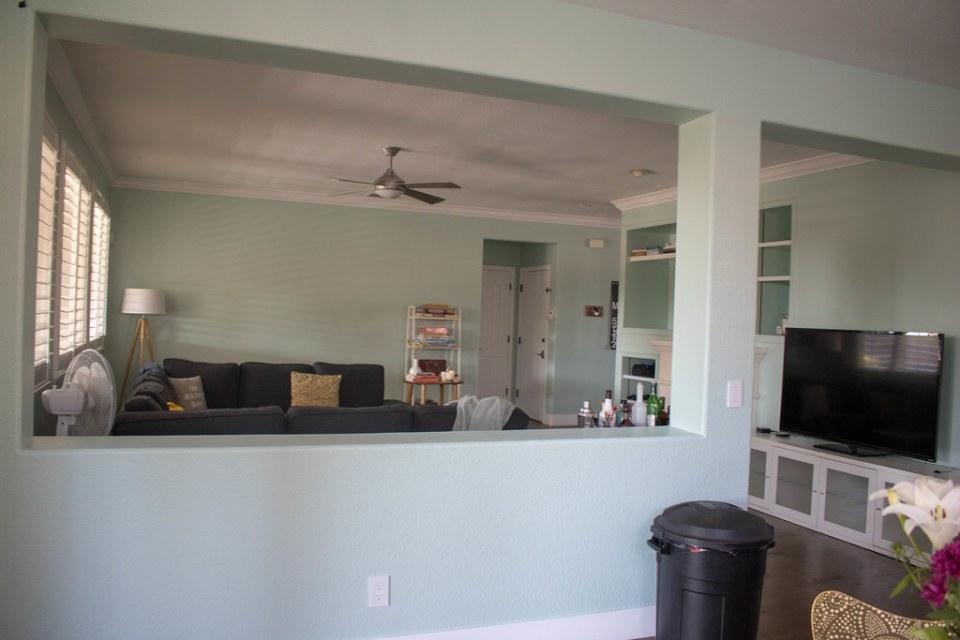 Family Room (Progress)