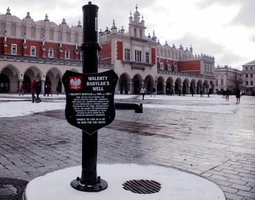 Walenty Badylak's Well Krakow