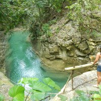 Candayvic Falls: A Promising Canyoneering Site in Samboan