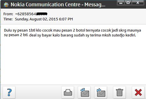 (REAL) Bukti Nyata Keampuhan QnC Jelly Gamat Atasi Bopeng