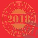 2018 #AtoZchallenge