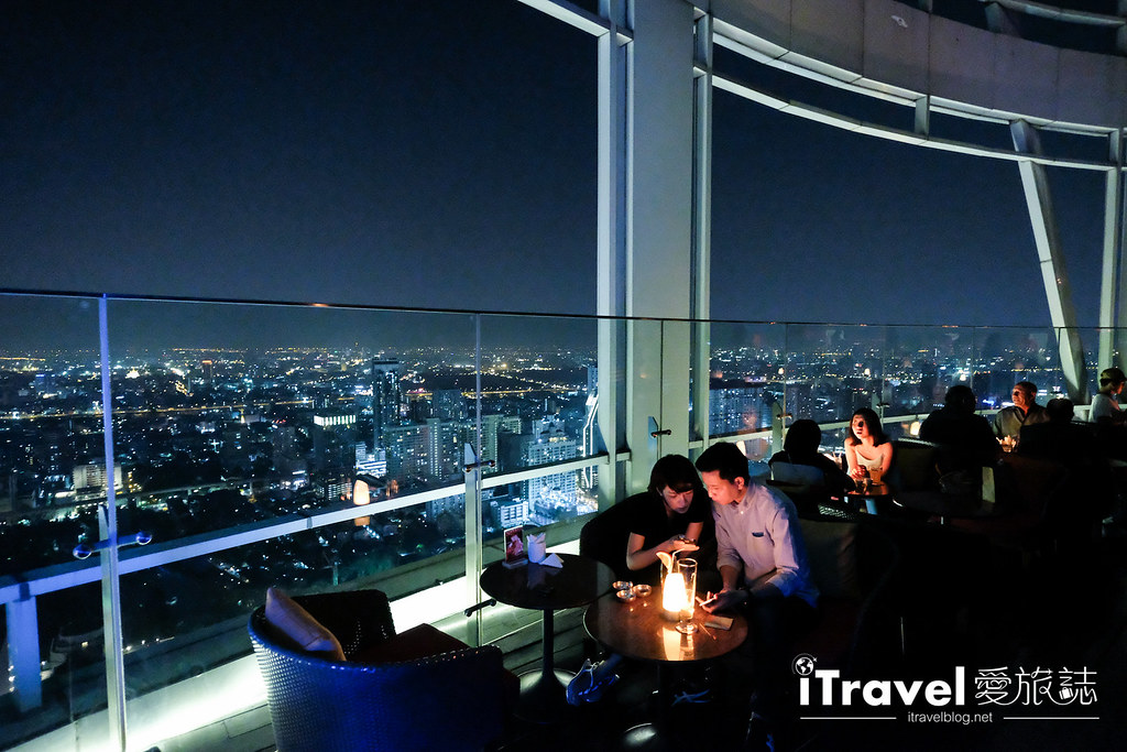 曼谷高空酒吧 Red Sky Bar (14)