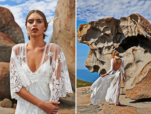 Tendance Robe du mariée 2017/2018 – Grace Loves Lace bohemian dress