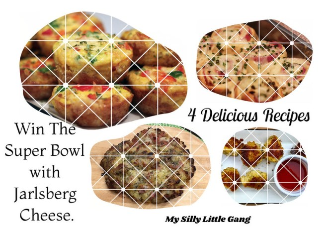 Win The Super Bowl with Jarlsberg Cheese