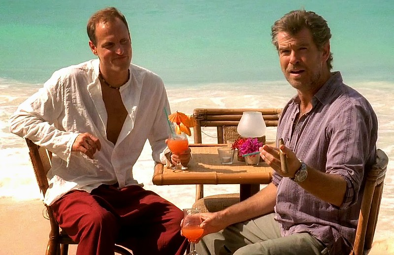 Woody-Harrelson-and-Pierce-Brosnan-After-The-Sunset-